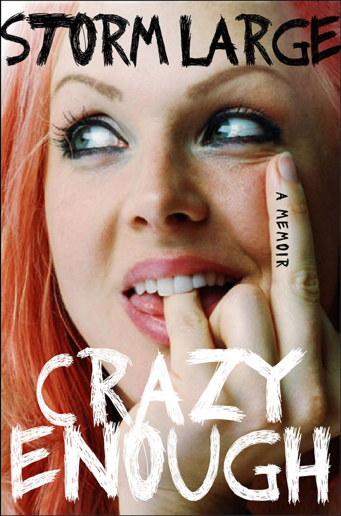 Crazy Enough Cover Image