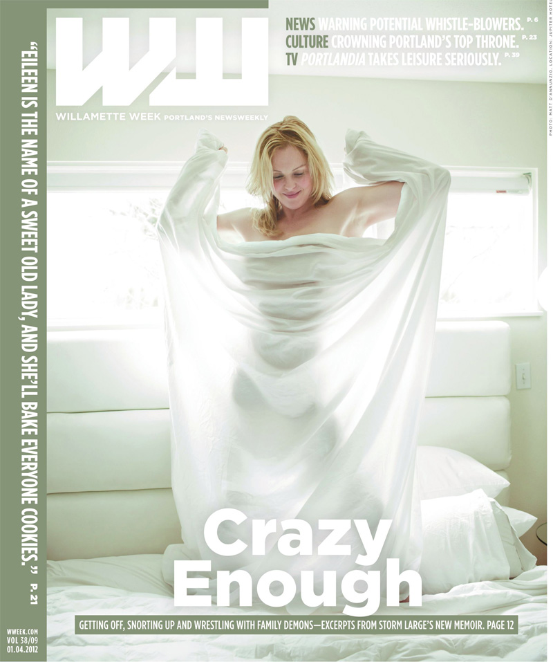 Willamette Week Storm Large Cover