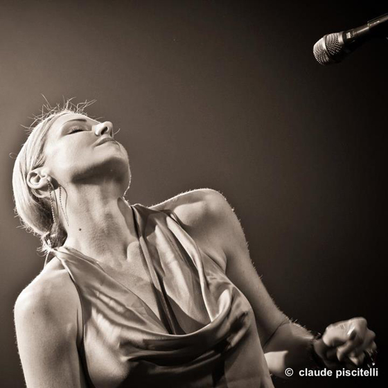 Storm Large by © claude piscitelli